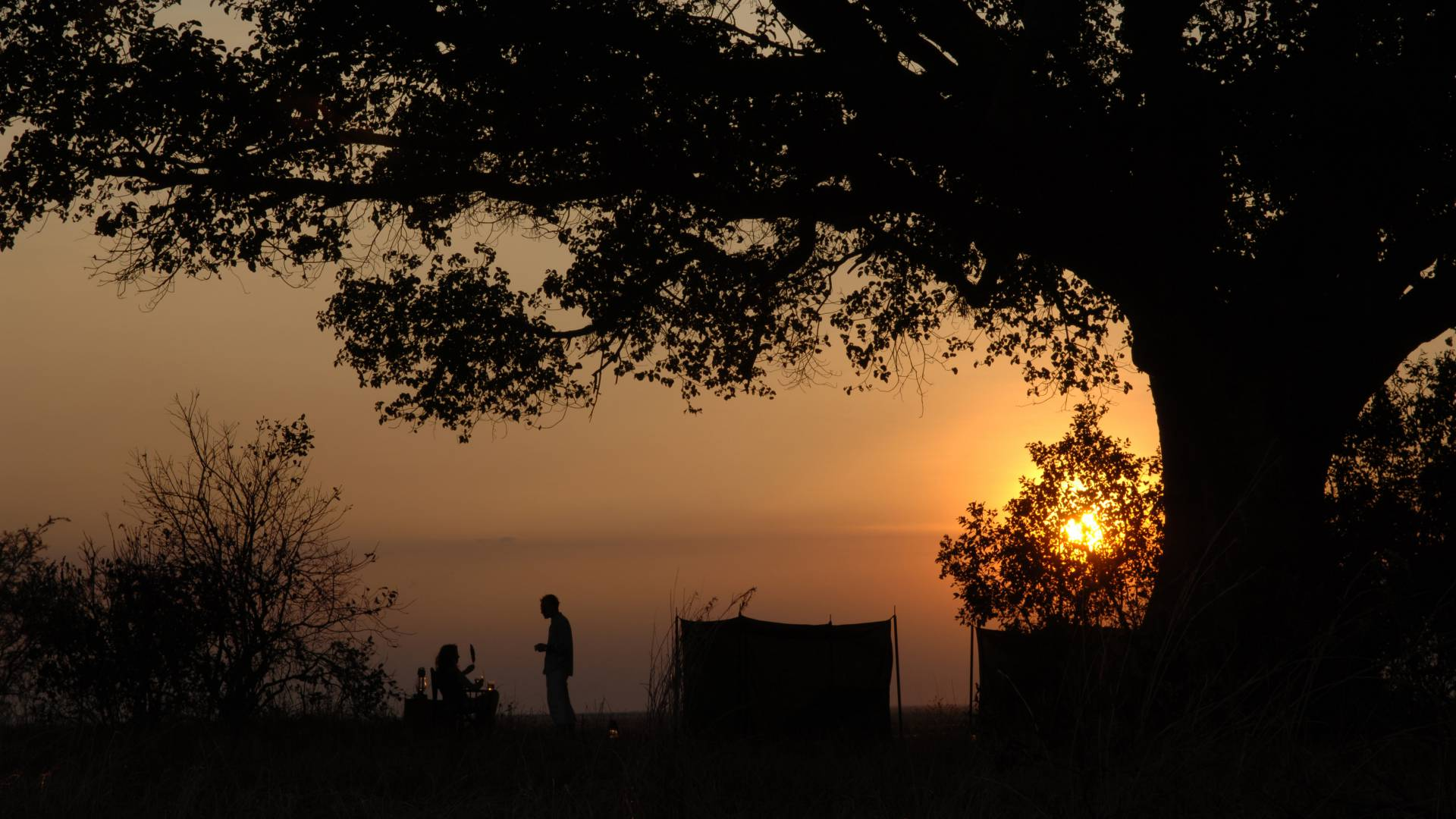 fly camping im katvi nationalpark