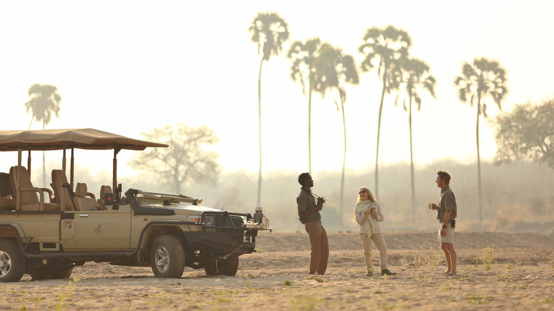 jeep safari mit ikuka