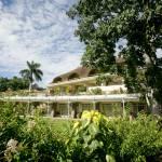 Ilala Lodge Hotel Garten