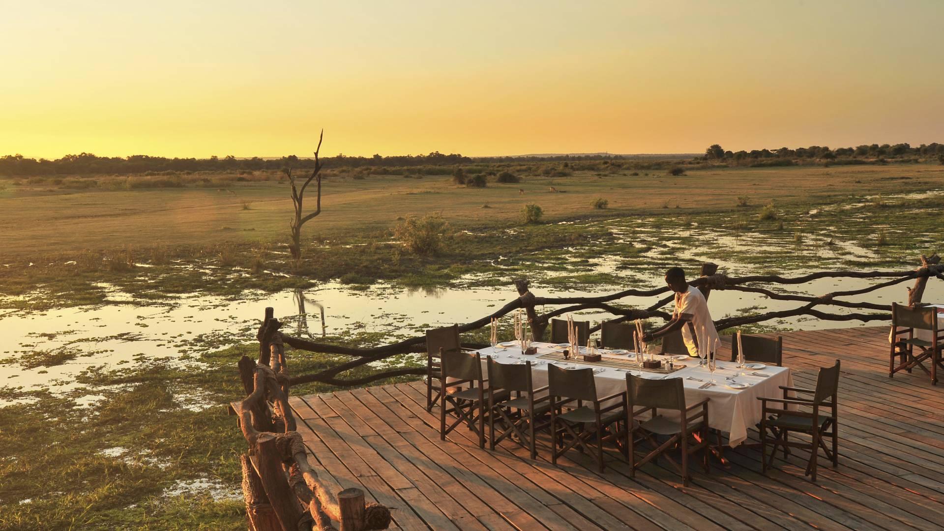 Kafunta safari Zambia