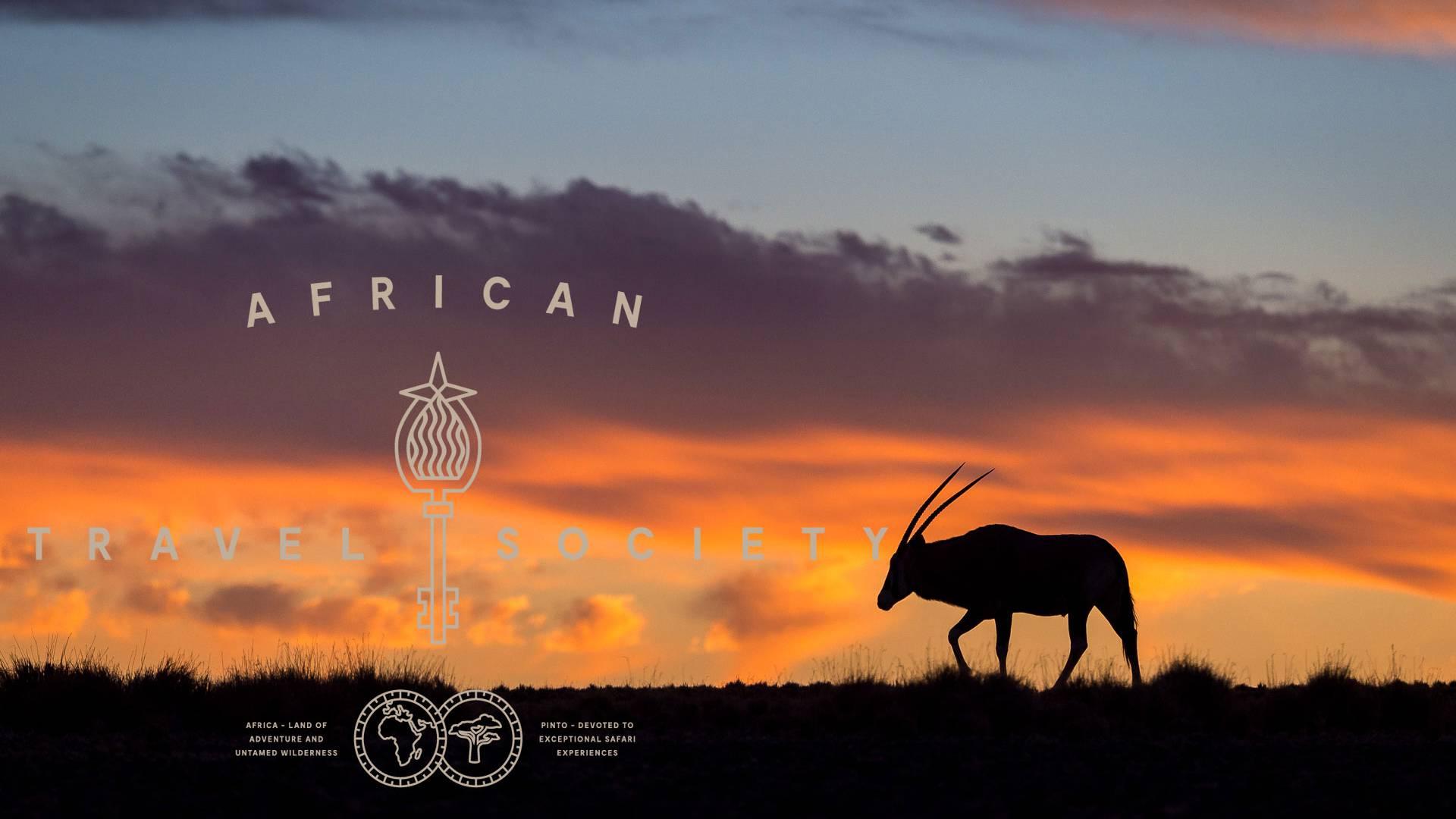 Oryx in namibia kulala