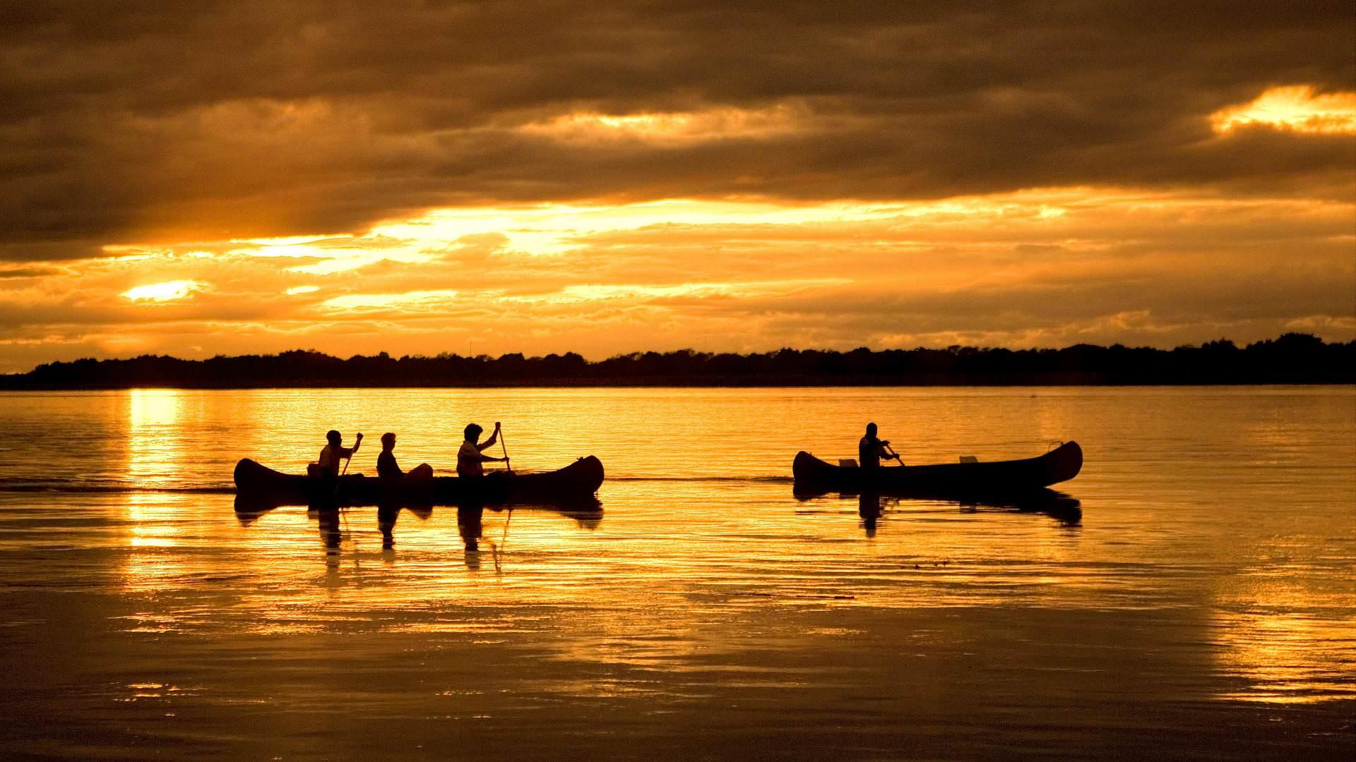 Kanu Safaris - Infos von Safari Experten | Pinto Africa