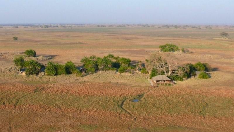 Busnaga plains mukambi plains camp kafue