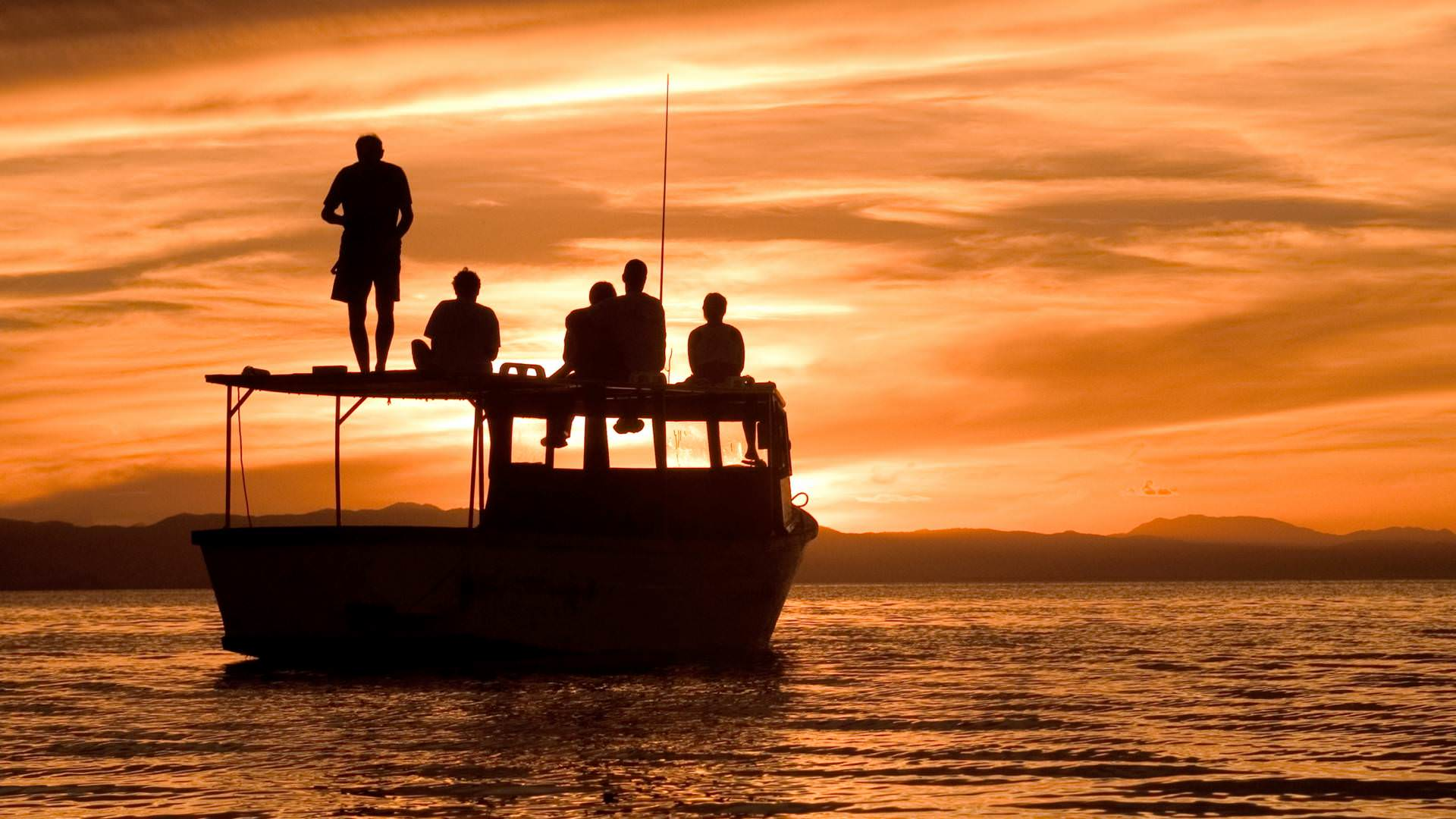 Mumbo Island Camp Lake Malawi