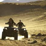 Aufregende Quad-Safaris