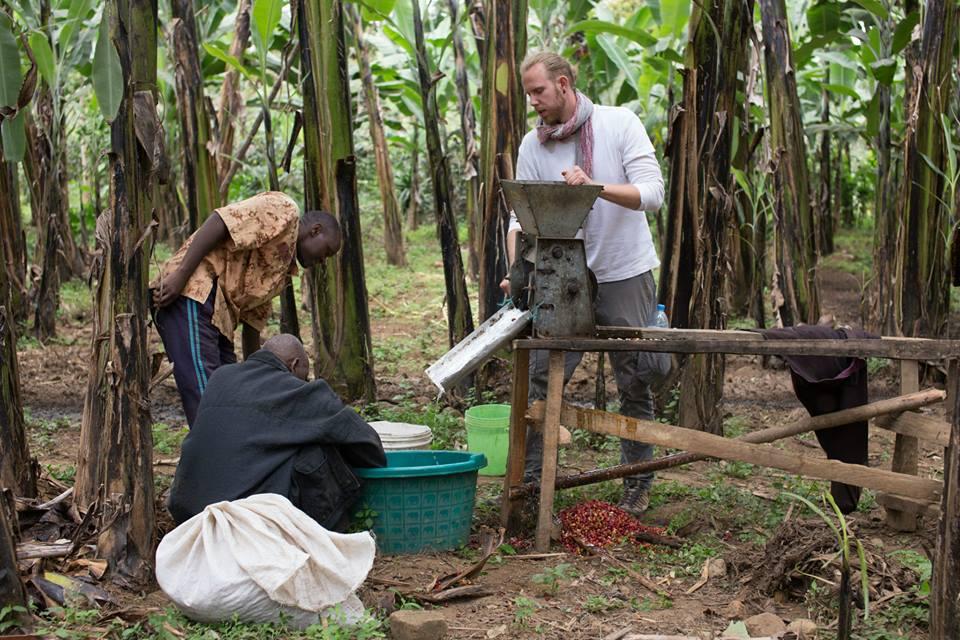 Plantation tour arush