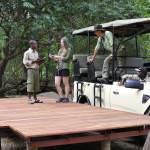 Potato Bush Camp Lower Zambezi National Park Zambia