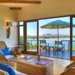 Pumulani villa view lake malawi