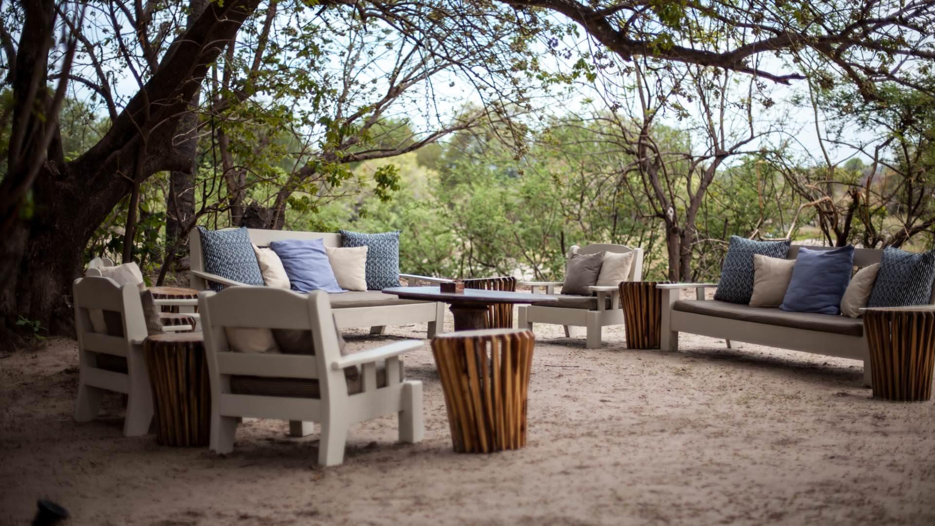 Sindabezi Insel Sambia