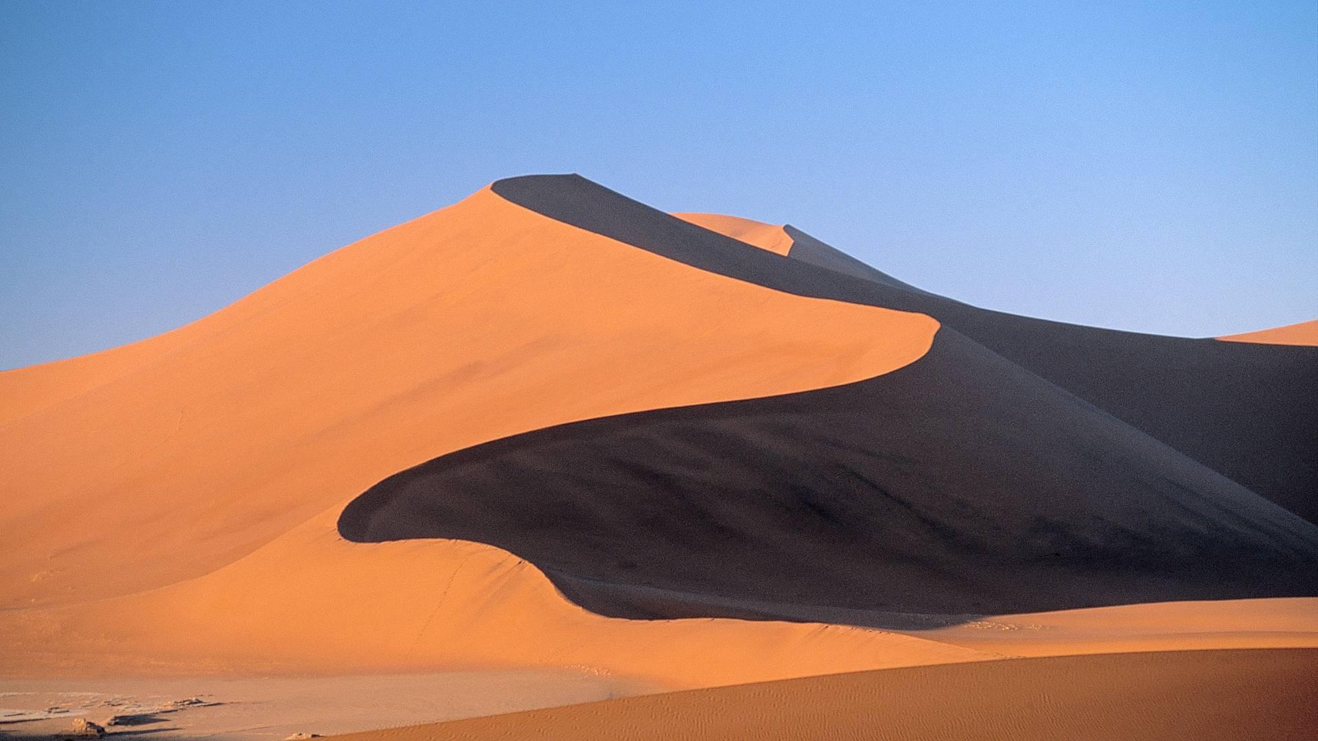 Groeste Dunen der welt