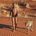 Hervorragende Walking-Safari
